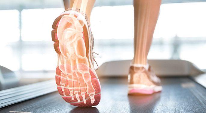 El pie como herramienta funcional