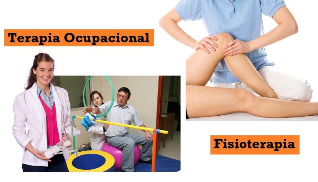 Rehabilitación ocupacional y rehabilitación física * Prótesis MG