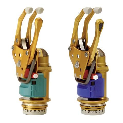 Prótesis de mano gancho mecánico