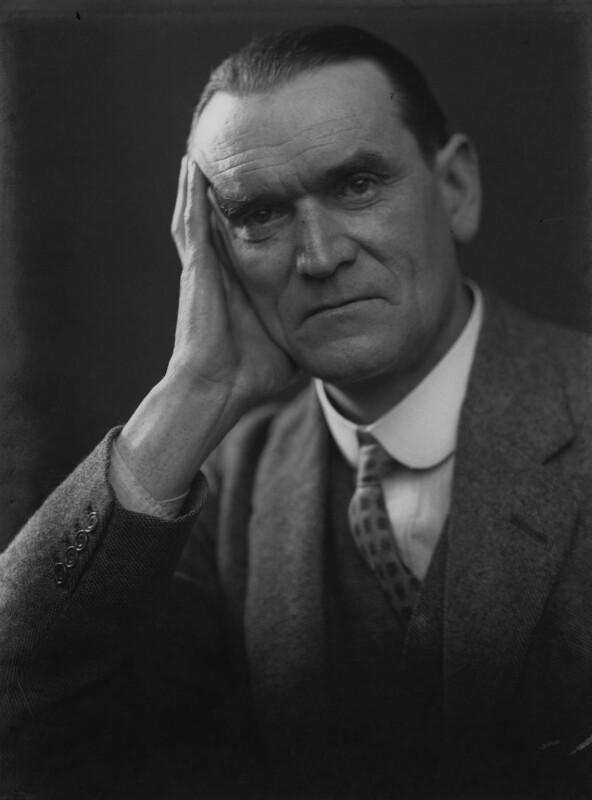 Francis Derwent Wood * Prótesis MG