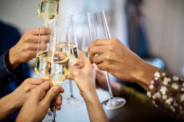 Celebración con las manos * Prótesis MG