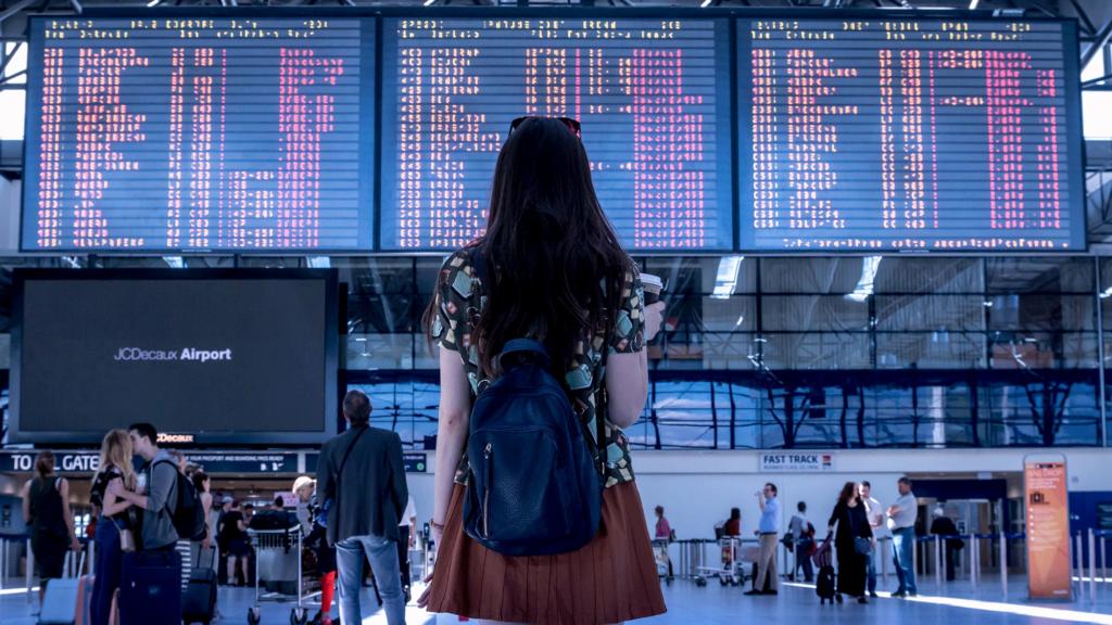 Viajes largos riesgo cuando tiene linfedema