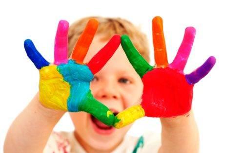Lesiones En Los Dedos De Los Niños Y Niñas
