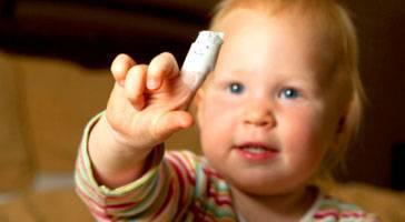 Lesión por corte en el dedo