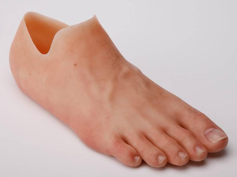 Prótesis para pies * transmetatarsiana